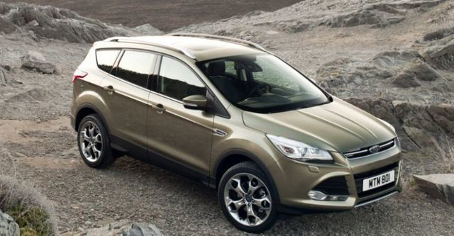 2014 Ford Kuga 1.6時尚型  第4張相片