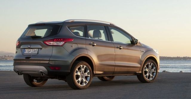 2014 Ford Kuga 1.6時尚型  第5張相片