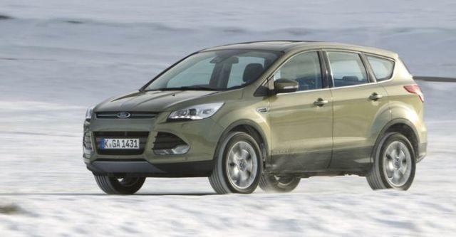 2014 Ford Kuga 1.6雅緻型  第3張相片