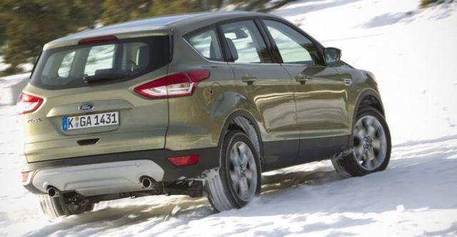 2014 Ford Kuga 1.6雅緻型  第4張相片