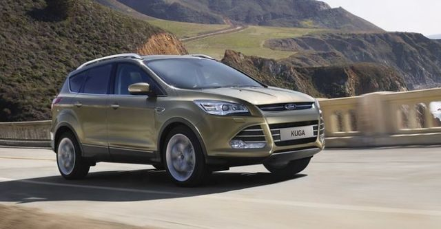 2014 Ford Kuga 2.0運動型  第1張相片