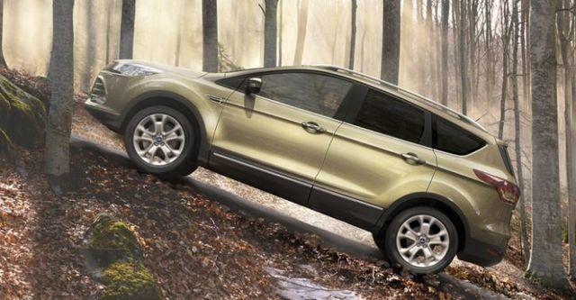 2014 Ford Kuga 2.0運動型  第2張相片