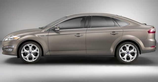 2014 Ford Mondeo 2.0 EcoBoost豪華型  第4張相片