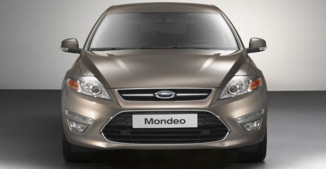 2014 Ford Mondeo 2.0 TDCi豪華型  第7張相片