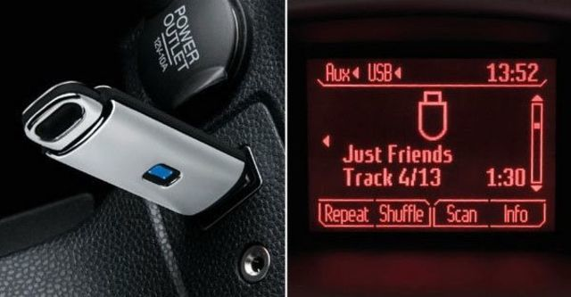 2013 Ford Fiesta 5D 1.4時尚版  第8張相片
