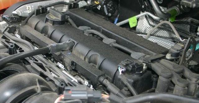 2013 Ford Fiesta 5D 1.6 Titanium運動版  第8張相片