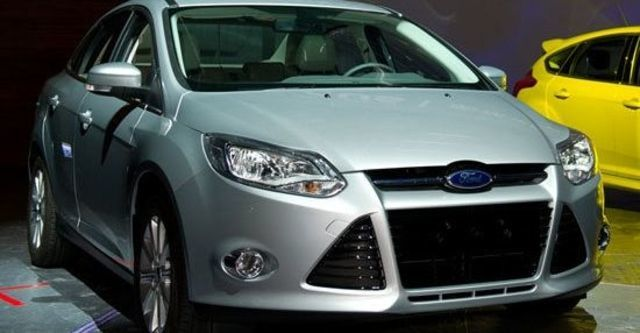 2013 Ford Focus 4D 1.6汽油舒適型  第11張相片