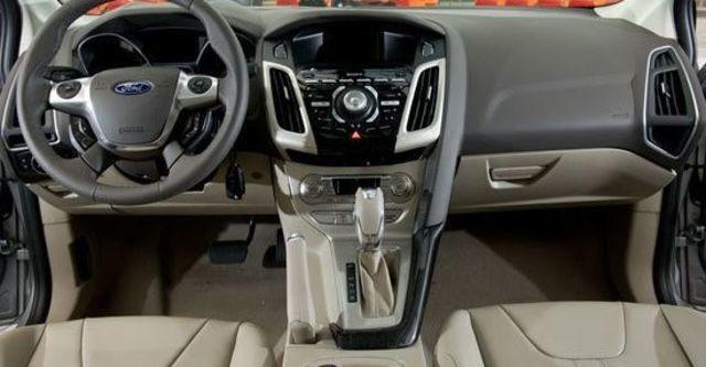 2013 Ford Focus 4D 1.6汽油豪華型  第8張相片