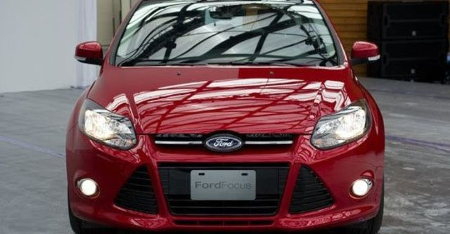 2013 Ford Focus 5D 1.6汽油時尚型  第1張相片