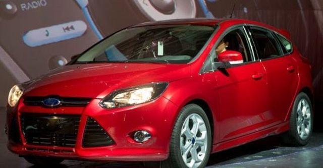 2013 Ford Focus 5D 1.6汽油時尚型  第3張相片