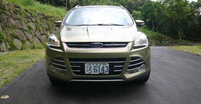 2013 Ford Kuga 1.6雅緻型  第2張相片