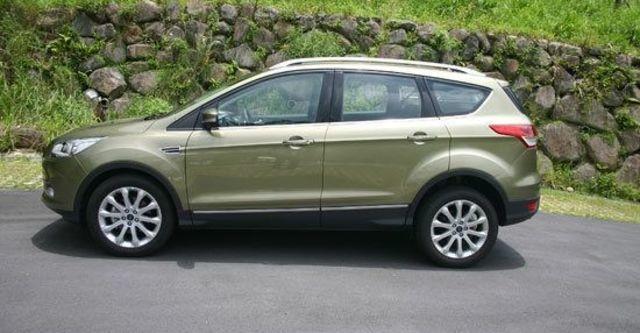 2013 Ford Kuga 1.6雅緻型  第7張相片