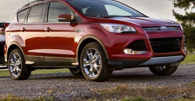 2013 Ford Kuga 1.6雅緻型  第9張相片