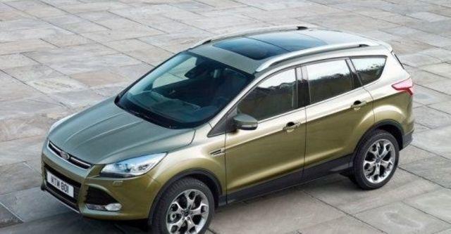 2013 Ford Kuga 2.0旗艦型  第1張相片