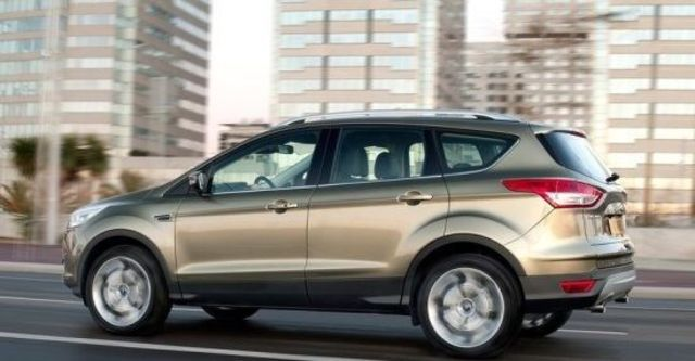 2013 Ford Kuga 2.0運動型  第4張相片