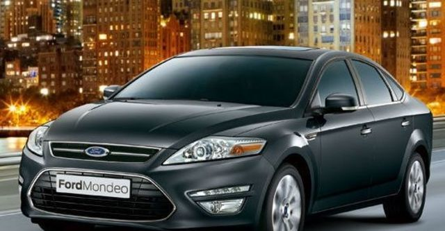 2013 Ford Mondeo 2.0 TDCi豪華型  第2張相片
