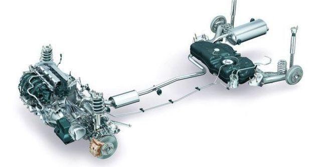 2012 Ford Fiesta 5D 1.4時尚版  第11張相片