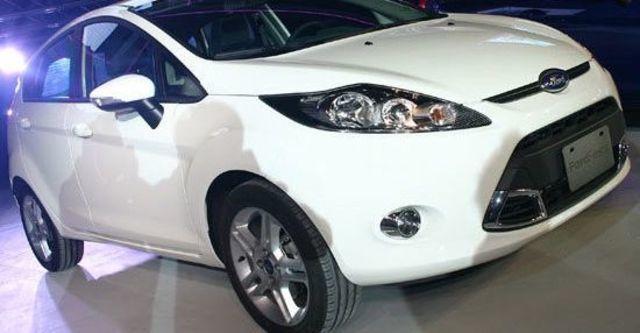 2012 Ford Fiesta 5D 1.6 Powershift運動版  第2張相片