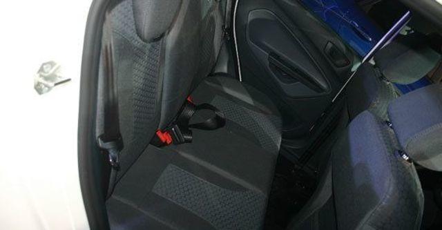 2012 Ford Fiesta 5D 1.6 Powershift運動版  第6張相片