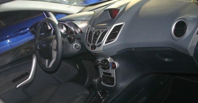 2012 Ford Fiesta 5D 1.6 Powershift運動版  第8張相片