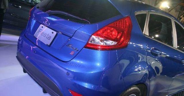 2012 Ford Fiesta 5D 1.6 Powershift運動版  第11張相片