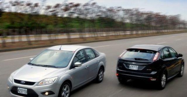 2012 Ford Focus 4D Ghia 1.8豪華款  第1張相片