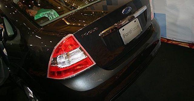 2012 Ford Focus 4D Ghia 1.8豪華款  第3張相片