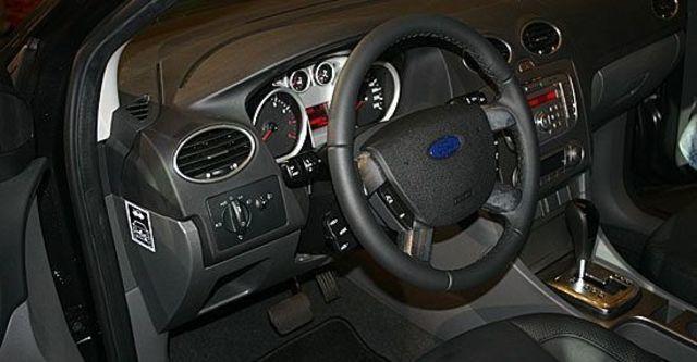 2012 Ford Focus 4D Ghia 1.8豪華款  第4張相片