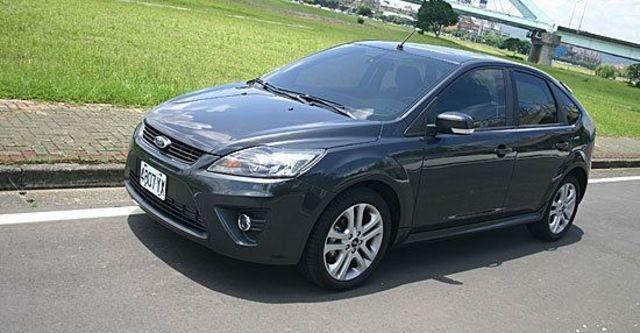 2012 Ford Focus 5D TDCi 2.0運動旗艦款  第2張相片