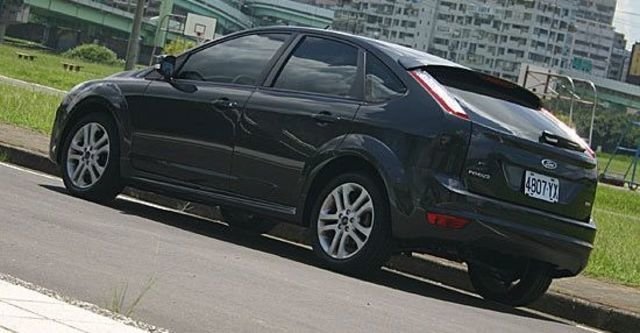 2012 Ford Focus 5D TDCi 2.0運動旗艦款  第4張相片