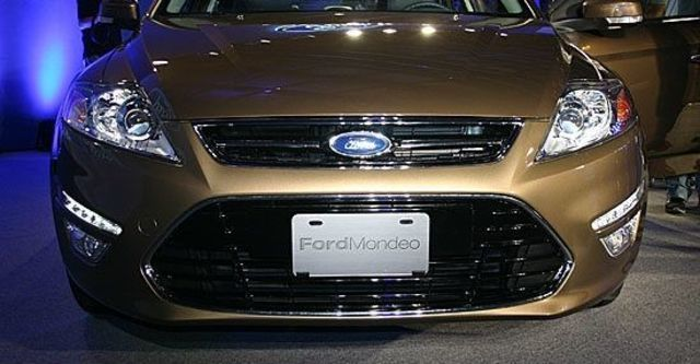 2012 Ford Mondeo 2.0 EcoBoost經典型  第3張相片