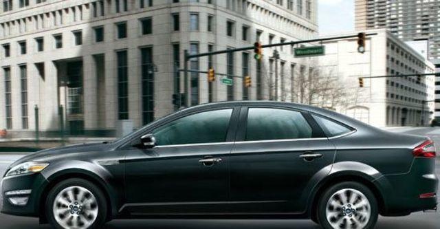 2012 Ford Mondeo 2.0 EcoBoost經典型  第12張相片