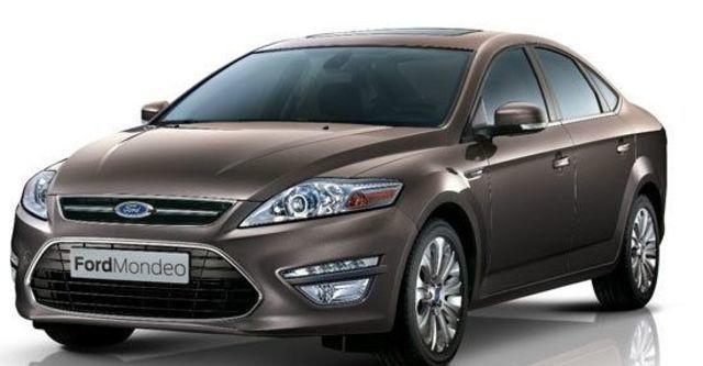 2012 Ford Mondeo 2.0 TDCi經典型  第1張相片