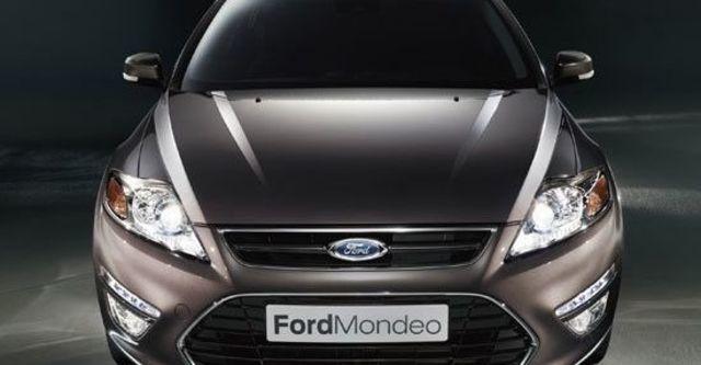 2012 Ford Mondeo 2.0 TDCi豪華型  第4張相片