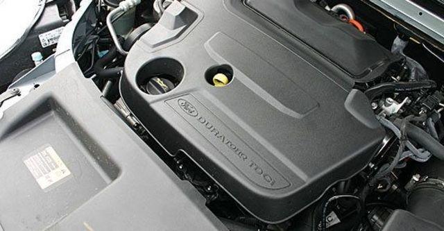 2012 Ford Mondeo 2.0 TDCi豪華型  第10張相片