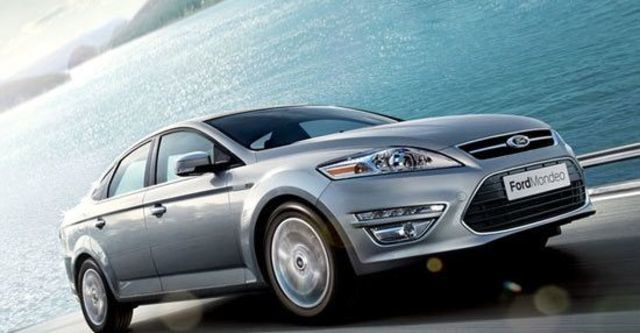 2012 Ford Mondeo 2.3高效汽油經典型  第1張相片