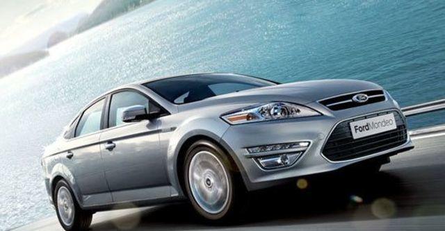 2012 Ford Mondeo 2.3高效汽油經典型  第2張相片