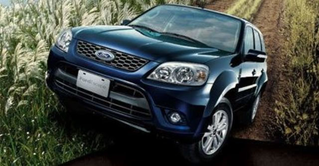 2011 Ford Escape 2.3 2WD XLS  第10張相片