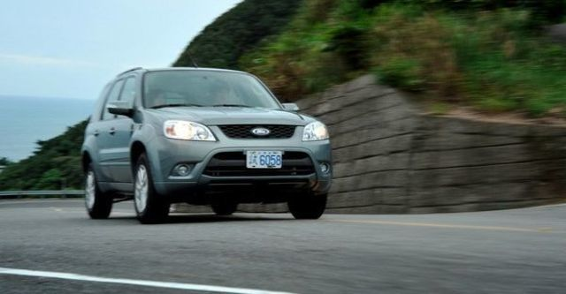 2011 Ford Escape 2.3 2WD XLT  第9張相片