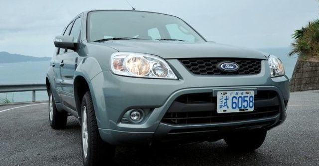 2011 Ford Escape 2.3 4WD  第10張相片