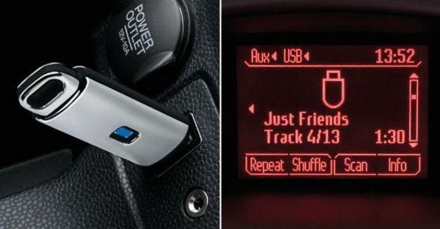2011 Ford Fiesta 1.4時尚版(鈦銀紫)  第6張相片