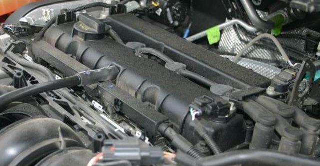 2011 Ford Fiesta 1.6運動版  第3張相片