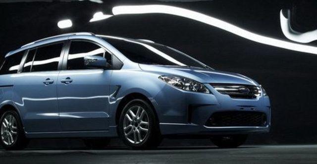 2011 Ford i-Max Ghia七人座  第3張相片