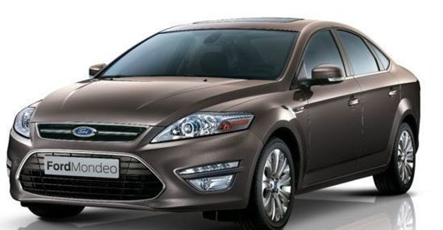 2011 Ford Mondeo 2.0 TDCi經典型  第1張相片