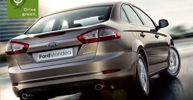 2011 Ford Mondeo 2.0 TDCi經典型  第5張相片