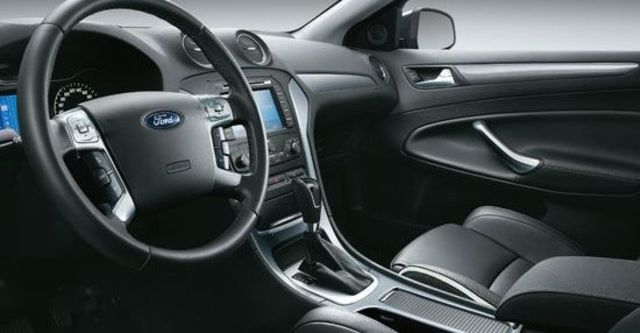 2011 Ford Mondeo 2.0 TDCi經典型  第6張相片