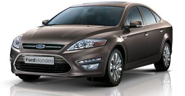 2011 Ford Mondeo 2.3高效汽油經典型  第7張相片