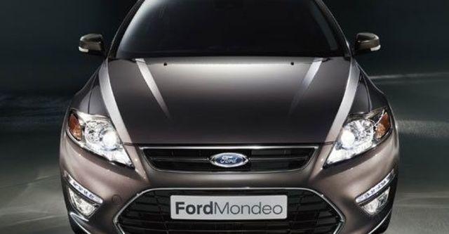 2011 Ford Mondeo 2.3高效汽油經典型  第8張相片