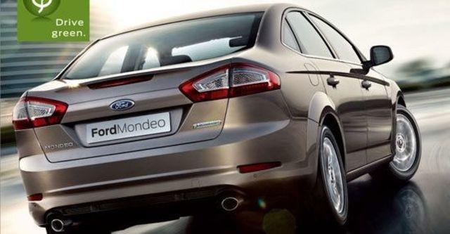 2011 Ford Mondeo 2.3高效汽油經典型  第9張相片