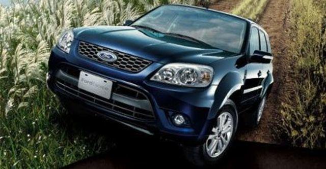 2010 Ford Escape 2.3 2WD XLS  第10張相片